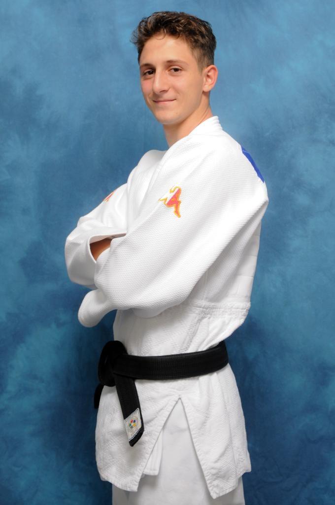 Giorgio, Cintura Nera I Dan Judo
